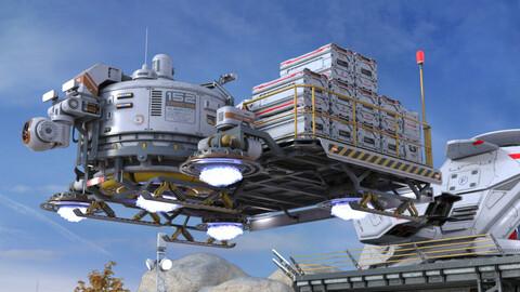 Cargo Platform Thor