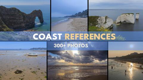 Coast Reference Photos