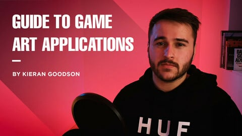 [FREE Resource Pack] - Guide to Game Art Applications