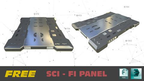 Sci-Fi Panel