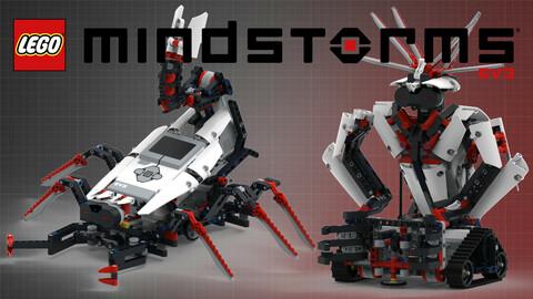 LEGO set 31313 - Mindstorms EV3