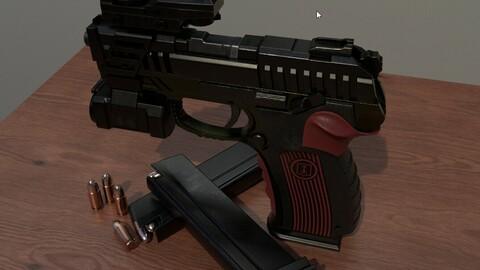 YARIGIN GUN (GRACH) Sport Edition