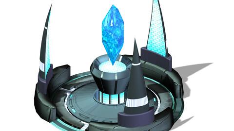 Crystal - Power Plant 01