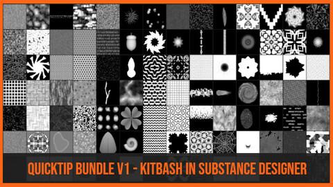Substance Designer Quicktip Bundle V1