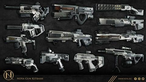 Noya Gun Kitbash