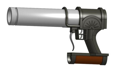 Attack on Titan Anti-Personnel Gun