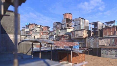 Shantytown modules