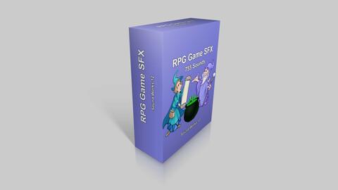RPG Game SFX
