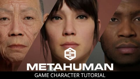 Meta Human - Swapping Default Game Character