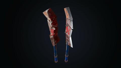Post Apocalyptic Sword