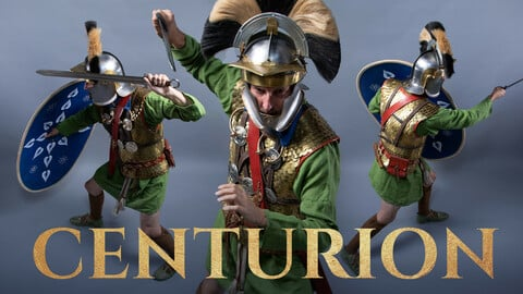 Centurion Photo Reference Pack For Artists 611 JPEGs