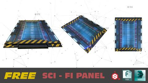 Sci-Fi Panel 2