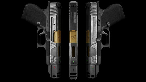 Agency Arms G43