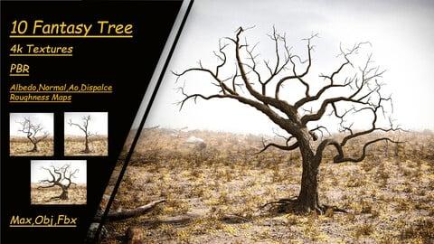 10 Fantasy Tree