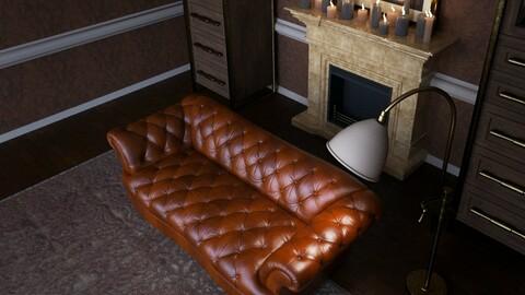 Mobster Room