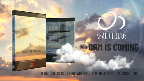 """IM Real Clouds """"Storm is Coming"""""""