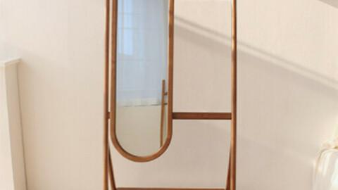 Mooi Hanger Mirror