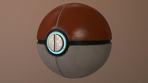 Proto Pokeball