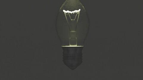 Realistic Lightbulb
