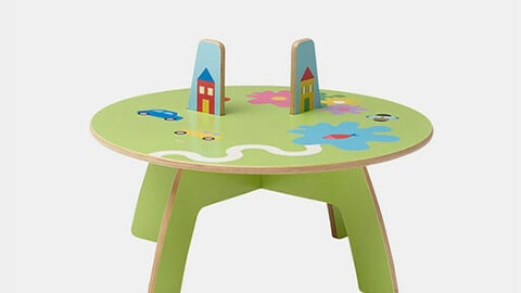 Children's Table TOWN