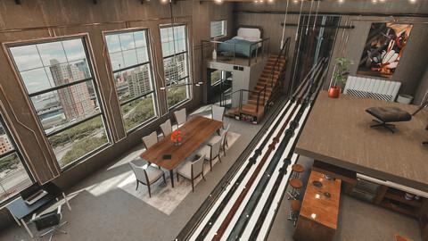 New Brooklyn Apartment