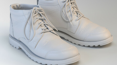 Realistic Boots