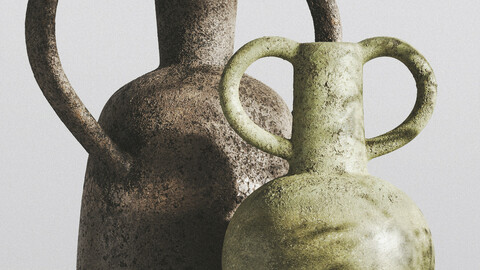 VASES WITH HANDLES by ZARA HOME part 2