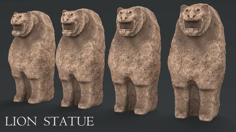 Hittite Lion Statue