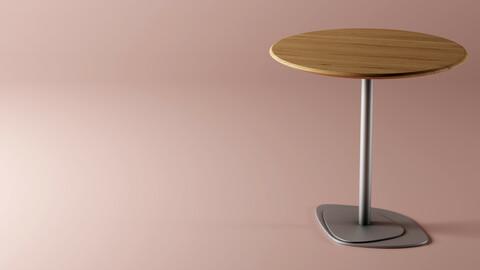 Table - KONTRA By Zeitraum - Replica 3D model