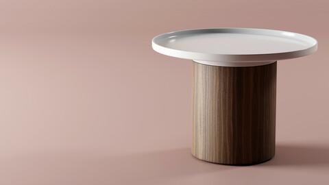 Coffee Table - APU 3 By Zeitraum - Replica 3D model
