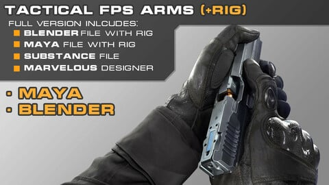 FPS Arms (+Rig)