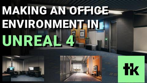 Making an Office Environment Tutorial
