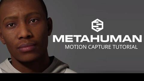MetaHuman - Applying Motion Capture