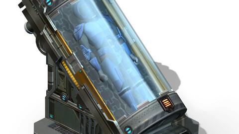 Spaceship - Indoor - Object 12