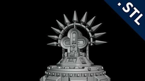 Warhammer Chest - Free STL