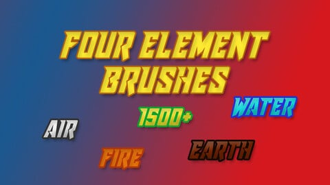 4 Element Brushes