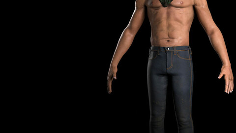 Realtime Game character