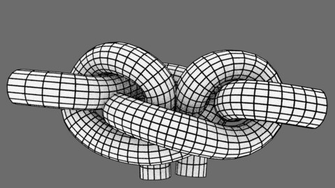 butterfly bend knot