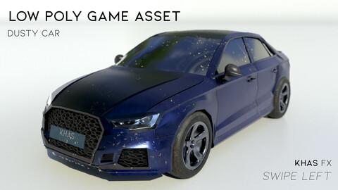 Game Asset - Car Model
