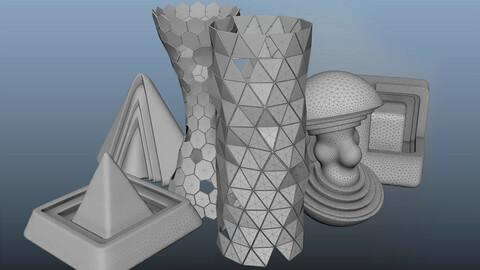 Sculptures & Monuments