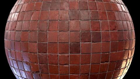 Wall Brick Design-14-PBR-2K-4K