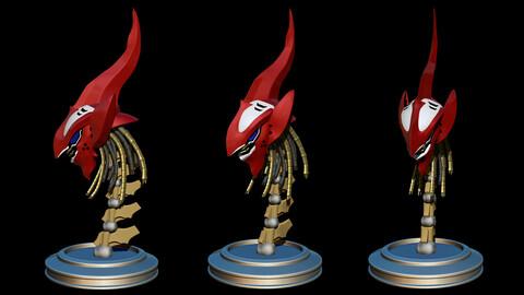 Billbine Head [Aura Battler Dunbine]
