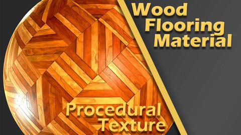 Custom Wood Floor Material