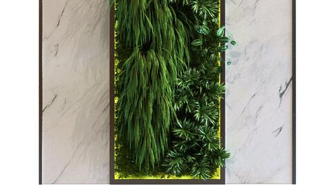 vertical plant set 093