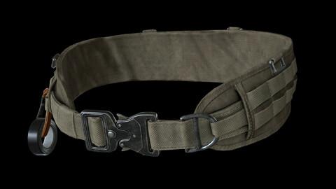 Operational Tactical Belt - tactical military equipment