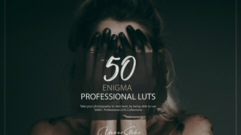 50 Enigma LUTs Pack