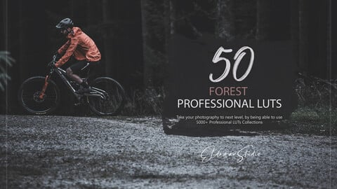 50 Forest LUTs Pack
