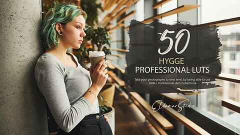 50 Hygge LUTs and Presets Pack