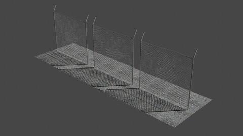 Fence 2 3D - Model