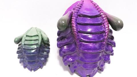 Trilobite for 3d Print